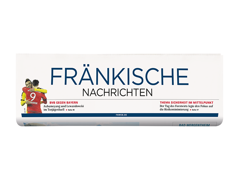 Print-Abo Fränkische Nachrichten